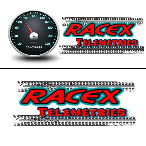 Логотип RaceX Telemetrics  - дизайнер LucasMyGame