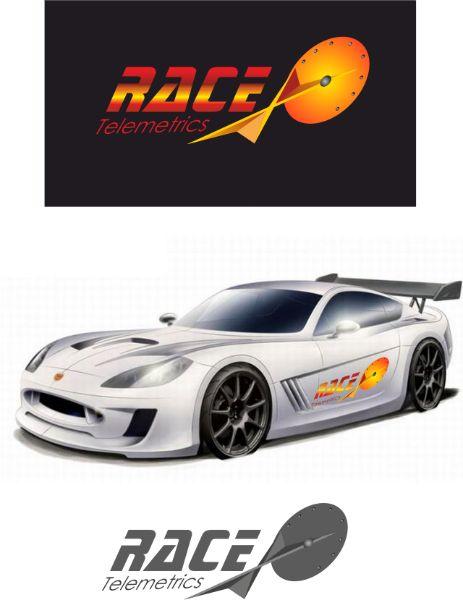 Логотип RaceX Telemetrics  - дизайнер sv58