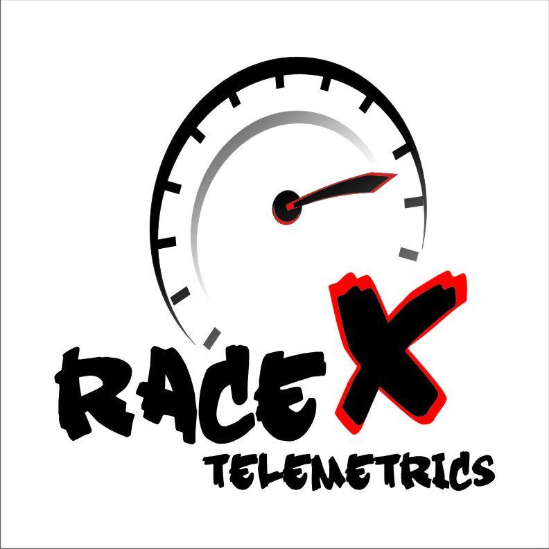 Логотип RaceX Telemetrics  - дизайнер Denis_Pavlovich