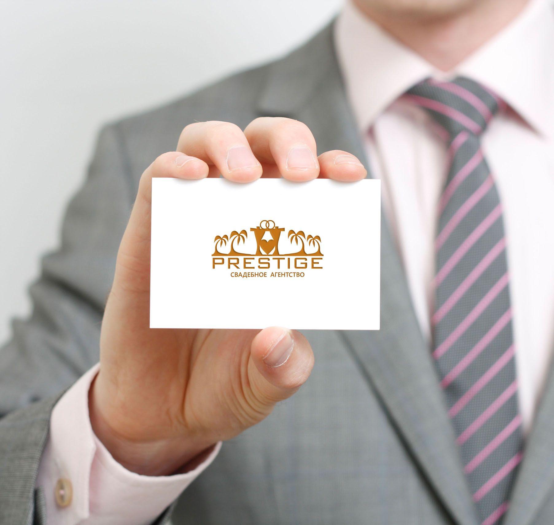 Логотип для свадебного агентства Prestige - дизайнер LiXoOnshade