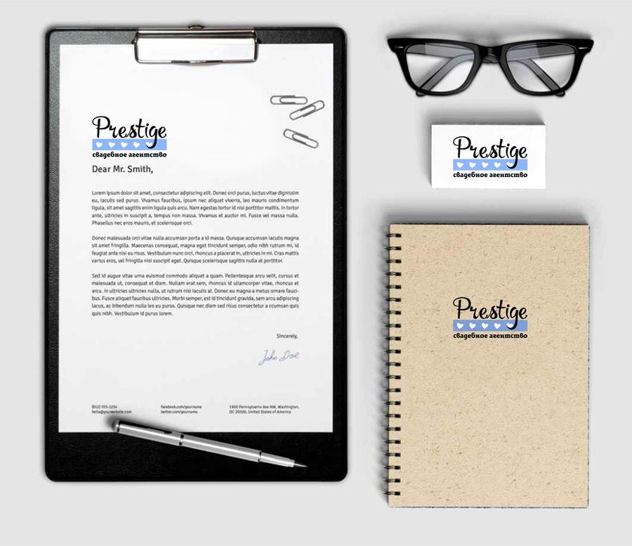 Логотип для свадебного агентства Prestige - дизайнер Kotik_Makarov