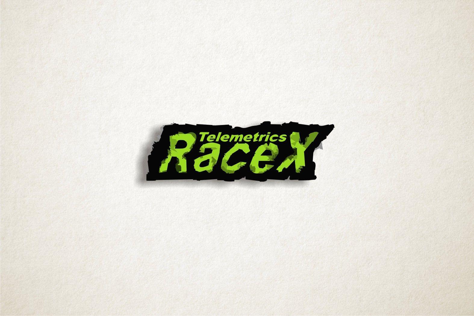 Логотип RaceX Telemetrics  - дизайнер Evgenia_021