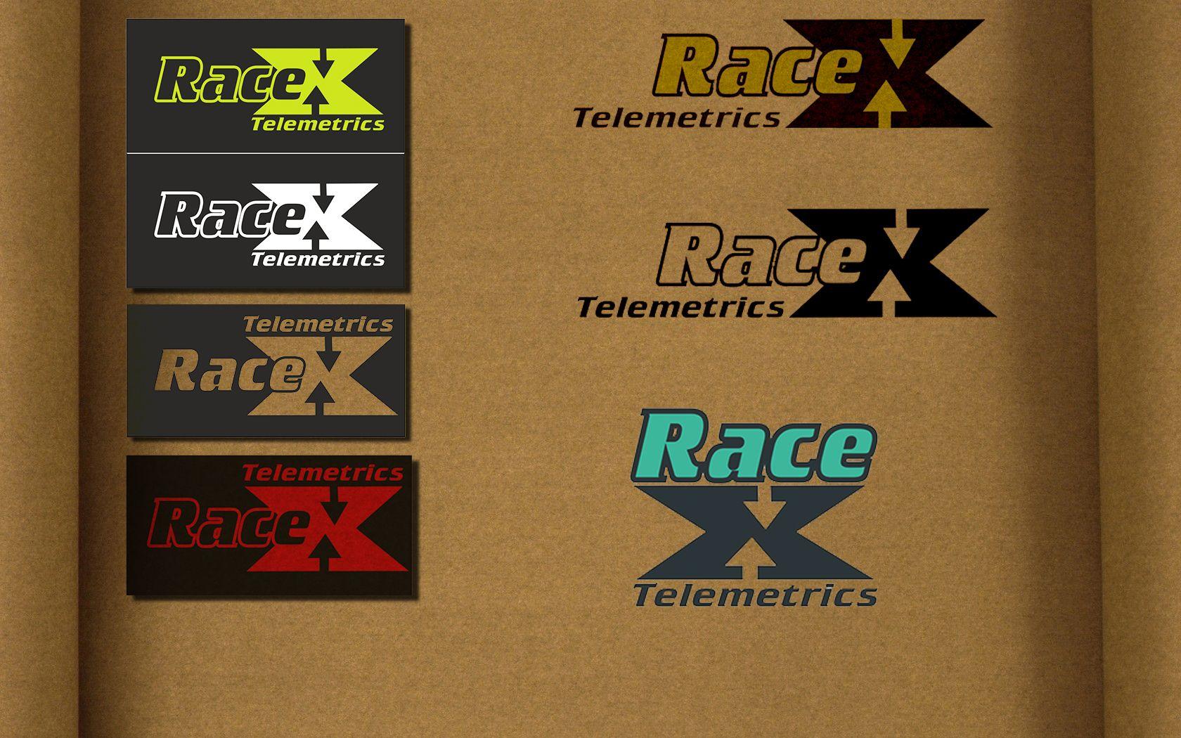 Логотип RaceX Telemetrics  - дизайнер Rody