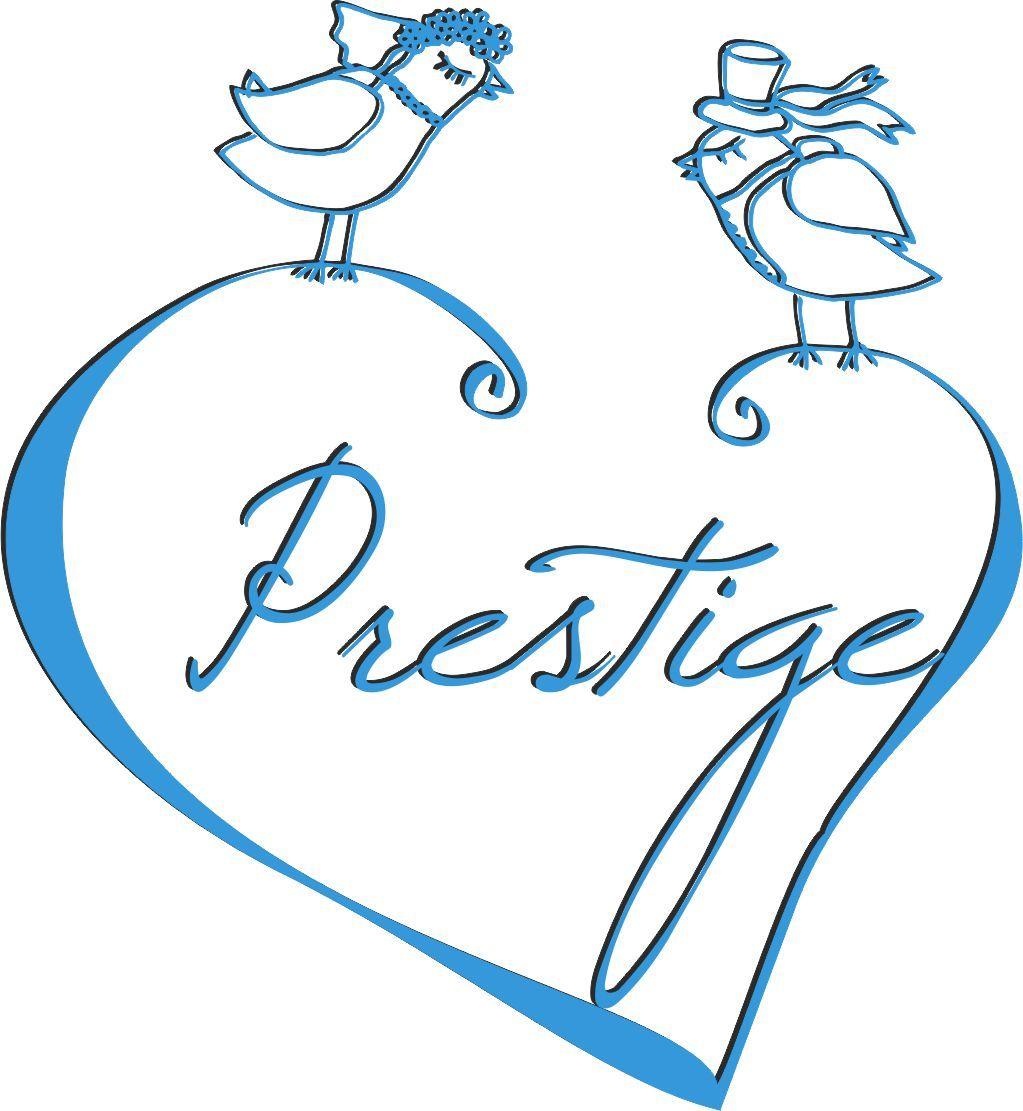 Логотип для свадебного агентства Prestige - дизайнер Harnara