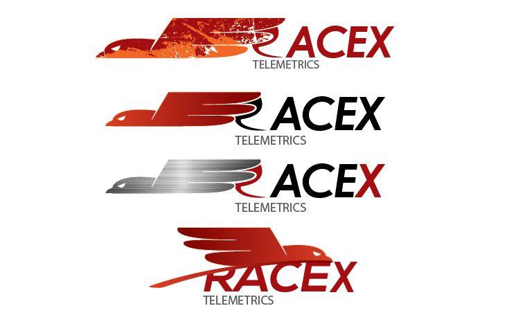 Логотип RaceX Telemetrics  - дизайнер rosewind