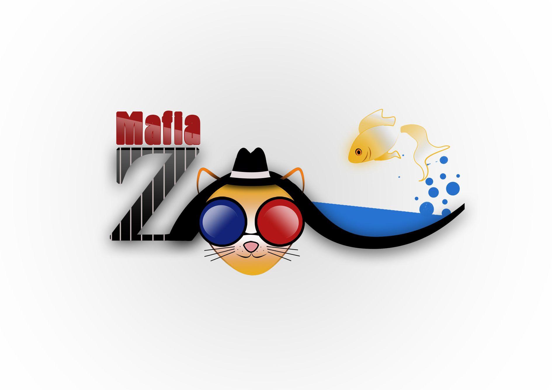 Логотип для интернет магазина зоотоваров - дизайнер KiriaN