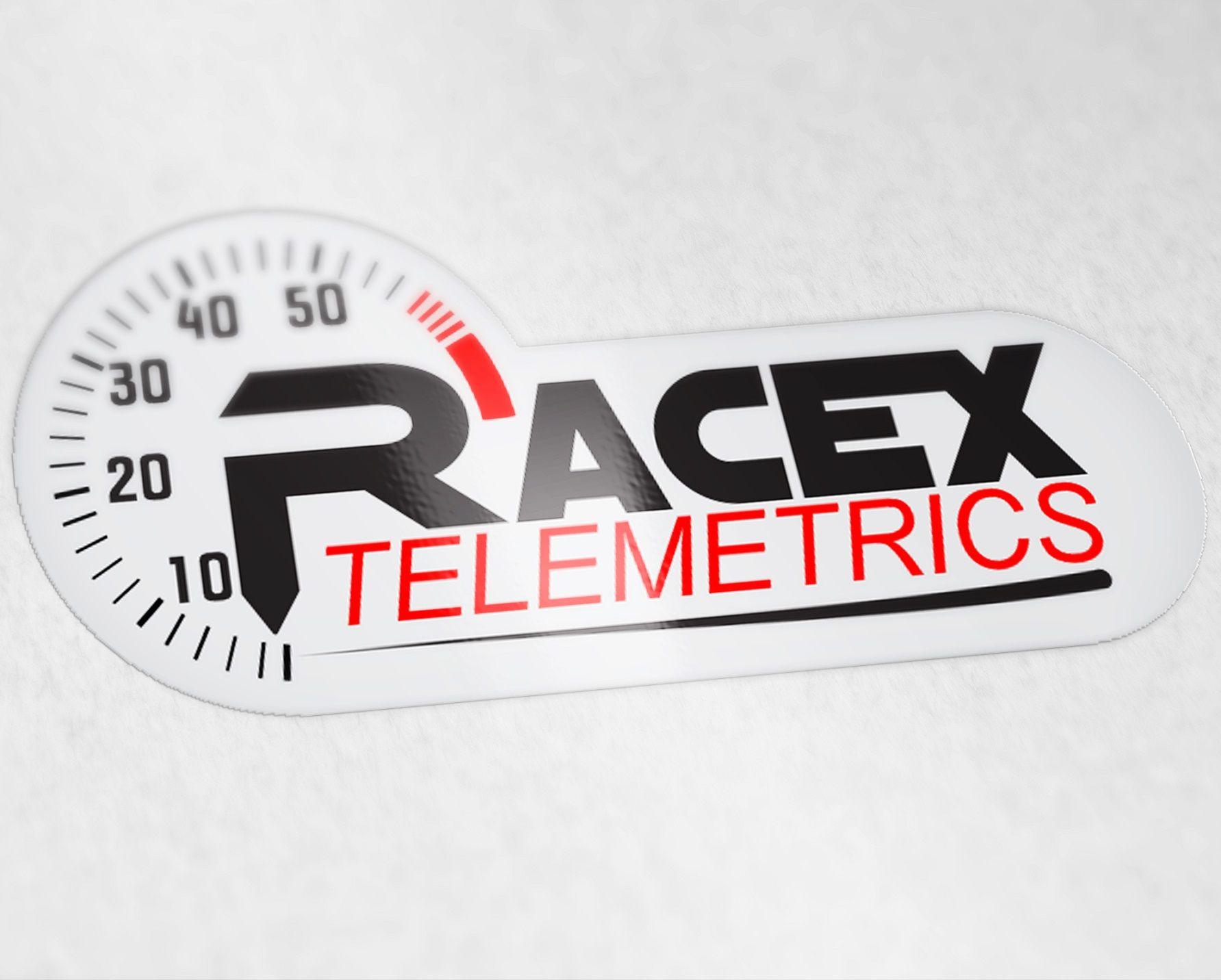 Логотип RaceX Telemetrics  - дизайнер pumbakot