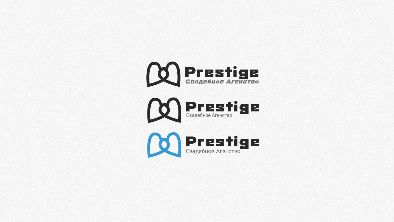 Логотип для свадебного агентства Prestige - дизайнер spy-reality