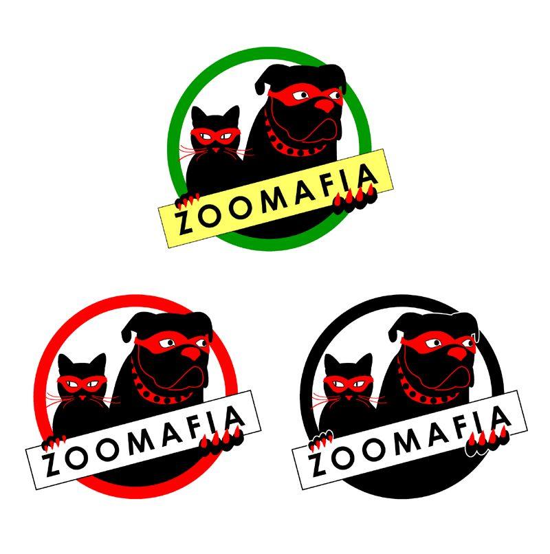 Логотип для интернет магазина зоотоваров - дизайнер Juraana
