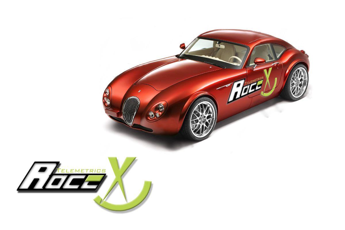 Логотип RaceX Telemetrics  - дизайнер kyryshka