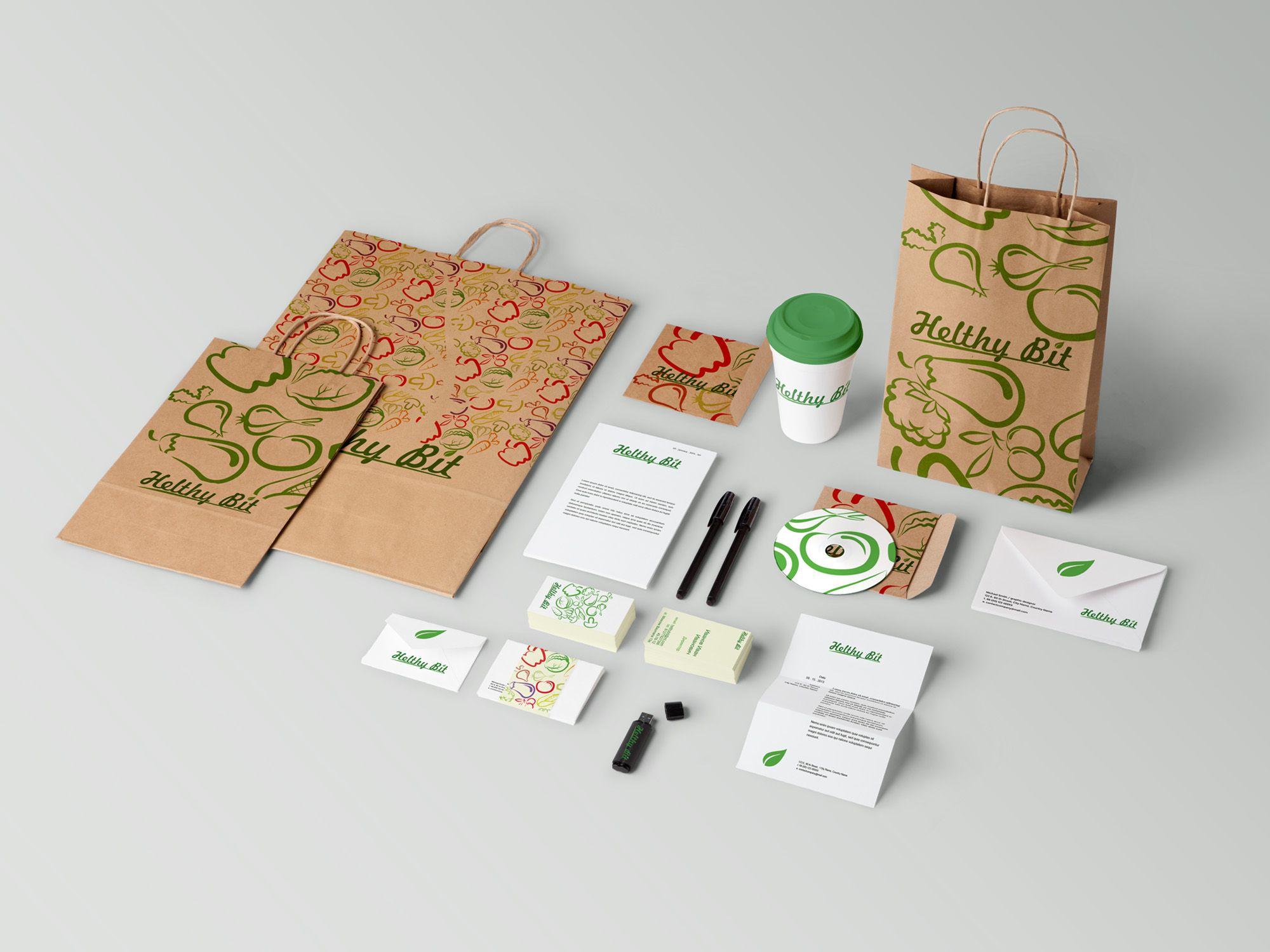 Healthy Bit или Healthy Beet - дизайнер toster108