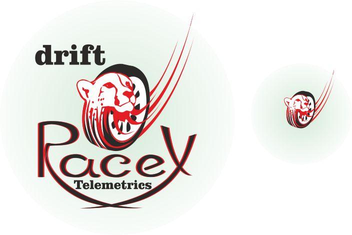 Логотип RaceX Telemetrics  - дизайнер Restavr