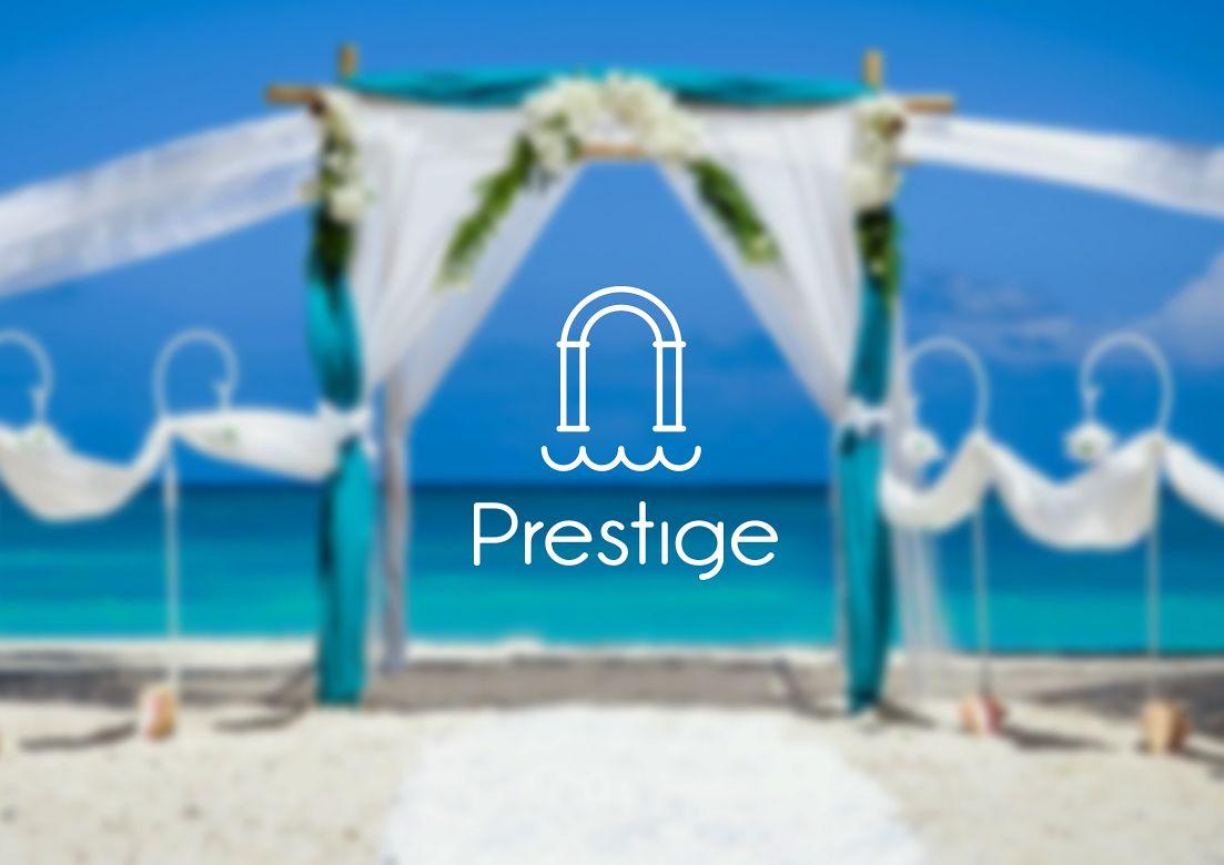 Логотип для свадебного агентства Prestige - дизайнер Pany_Mari4ka