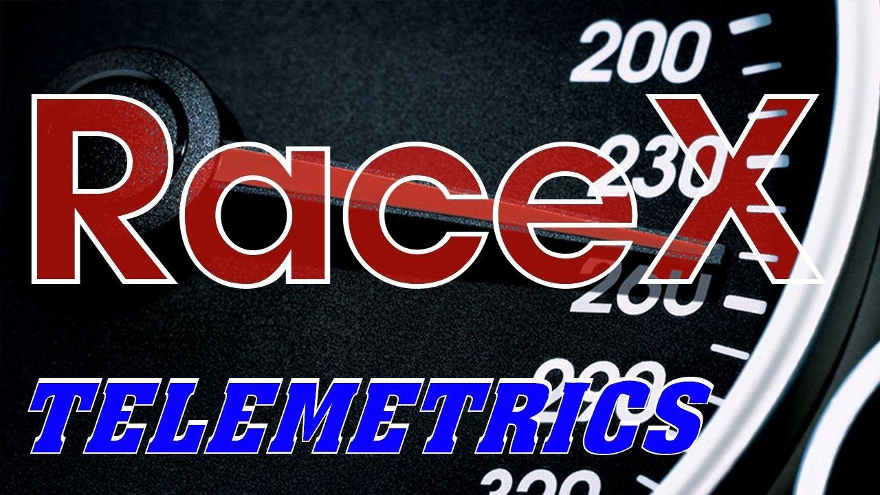 Логотип RaceX Telemetrics  - дизайнер tajmudin