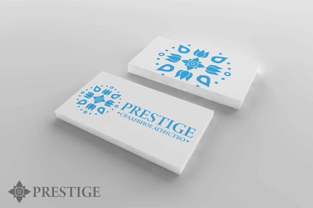Логотип для свадебного агентства Prestige - дизайнер vision