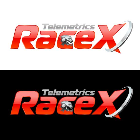 Логотип RaceX Telemetrics  - дизайнер zhutol