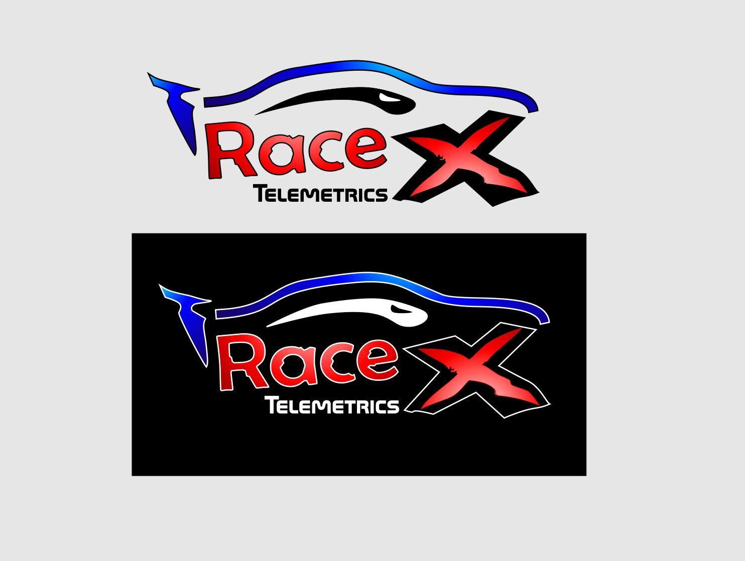 Логотип RaceX Telemetrics  - дизайнер sqwartl