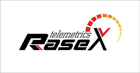 Логотип RaceX Telemetrics  - дизайнер Anterika