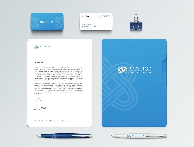 Логотип для свадебного агентства Prestige - дизайнер MUMAMUMA