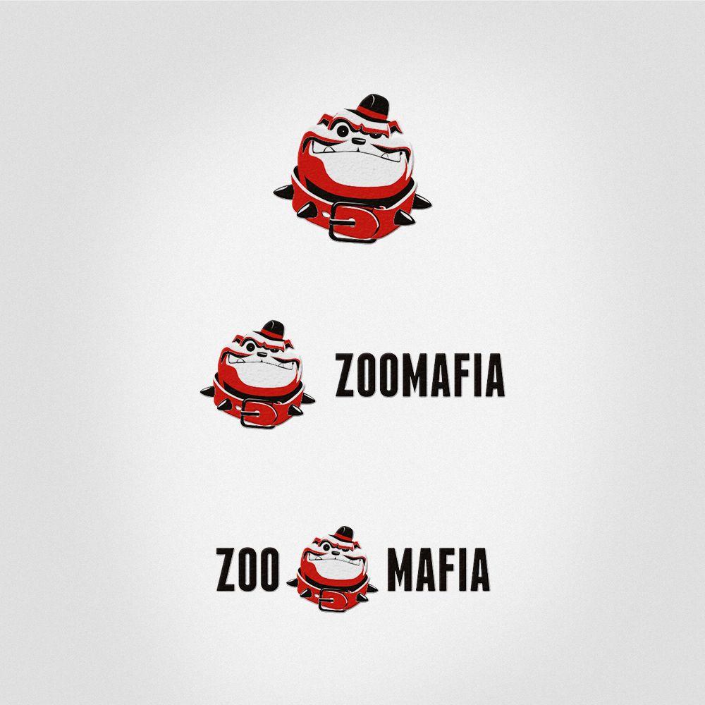 Логотип для интернет магазина зоотоваров - дизайнер LavrentevVA