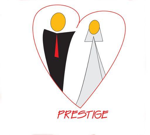 Логотип для свадебного агентства Prestige - дизайнер DEAGLOS