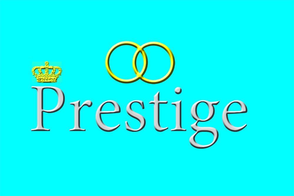 Логотип для свадебного агентства Prestige - дизайнер ForceFox