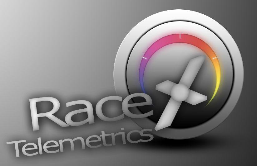 Логотип RaceX Telemetrics  - дизайнер buggemot