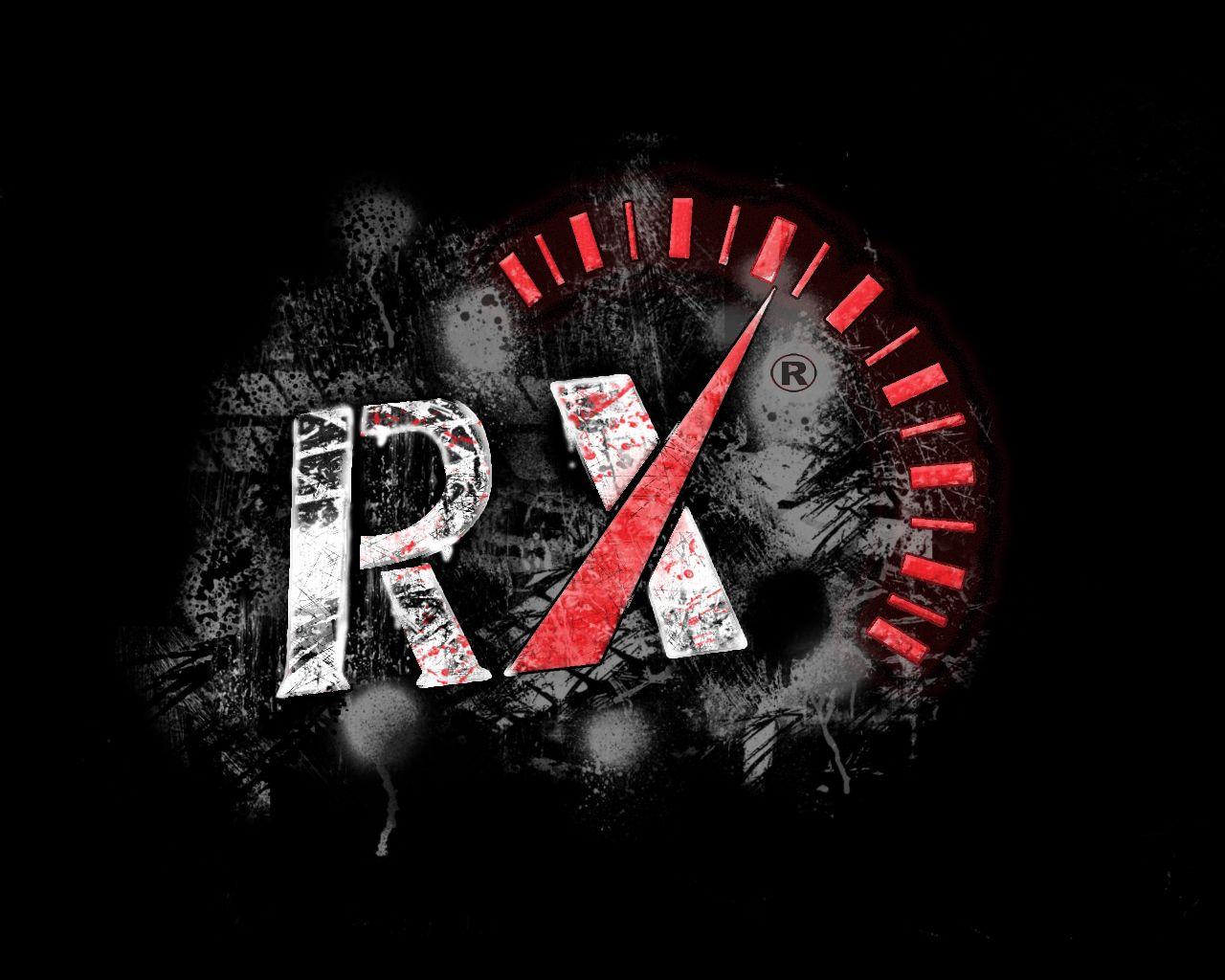 Логотип RaceX Telemetrics  - дизайнер MaestroRU59