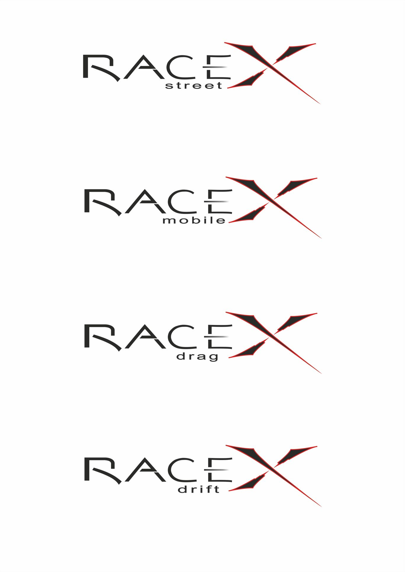 Логотип RaceX Telemetrics  - дизайнер SmartDesignCom