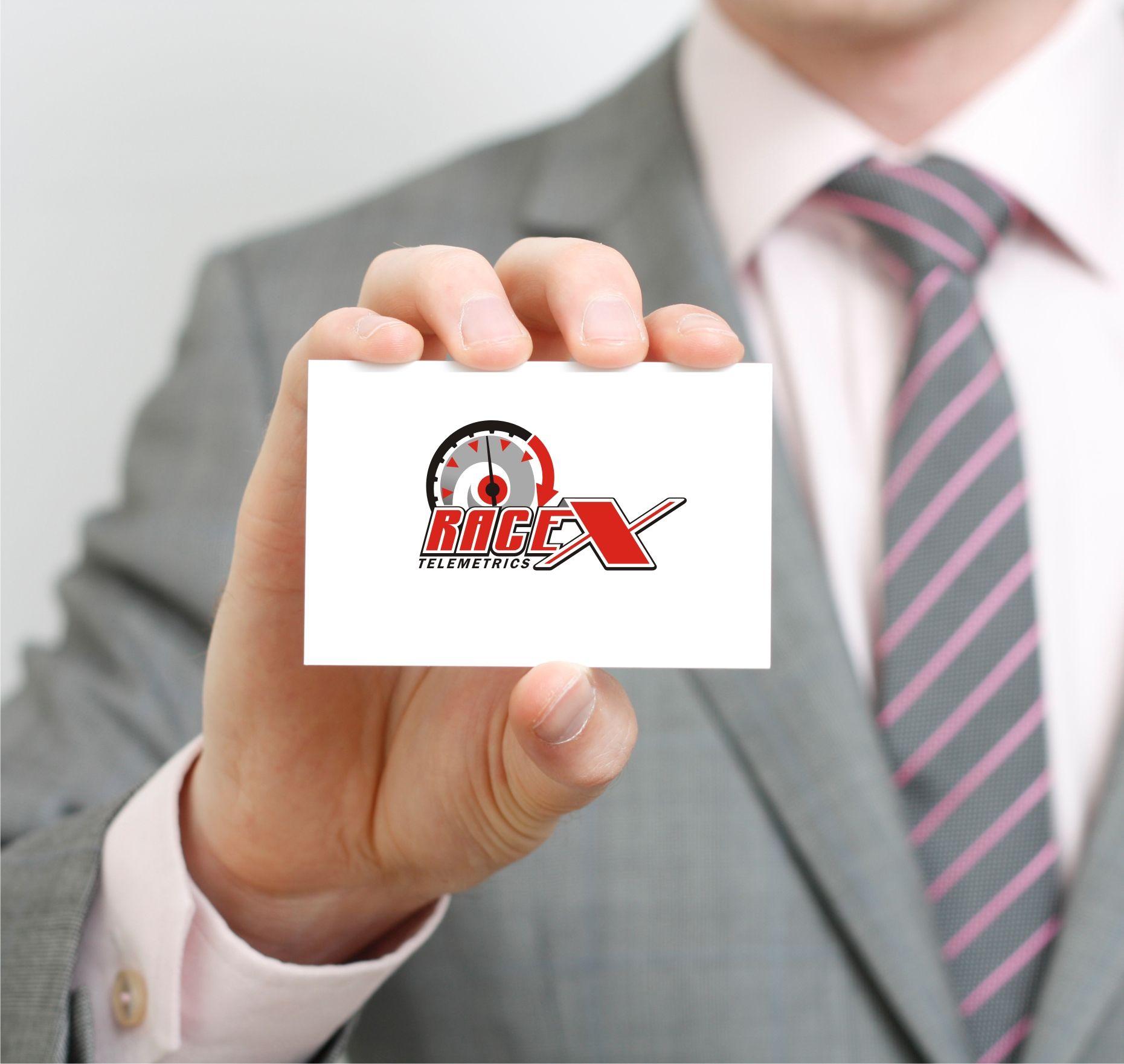 Логотип RaceX Telemetrics  - дизайнер LiXoOnshade