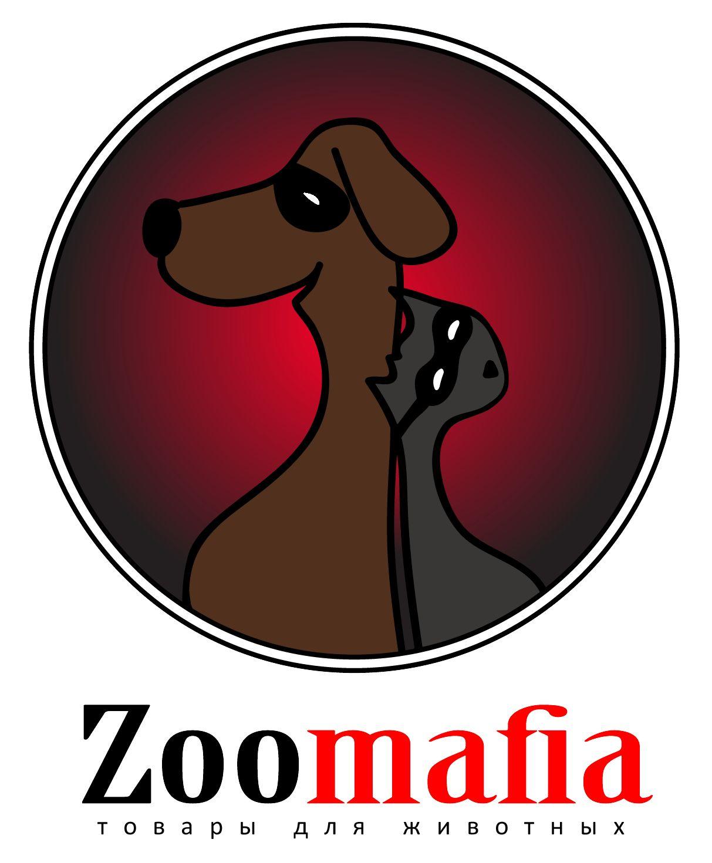 Логотип для интернет магазина зоотоваров - дизайнер Kutyawka