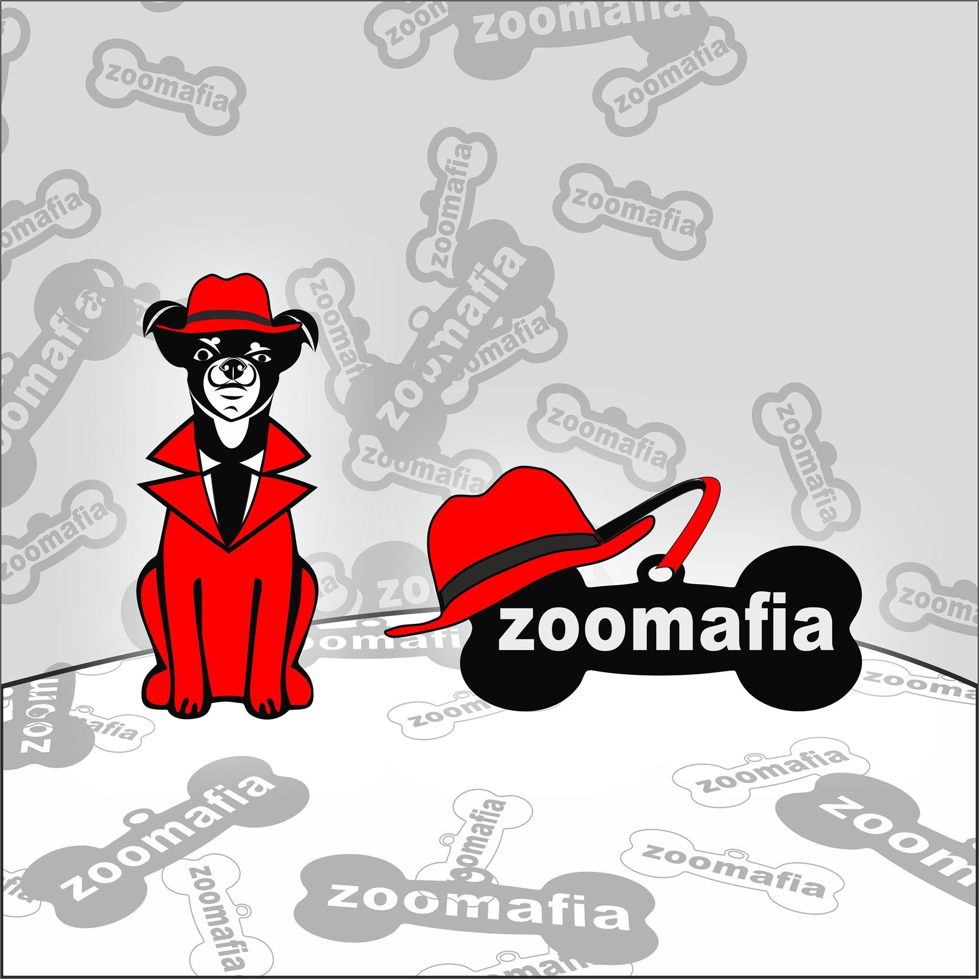 Логотип для интернет магазина зоотоваров - дизайнер AlexZab