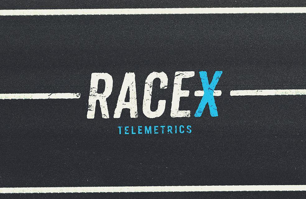 Логотип RaceX Telemetrics  - дизайнер rubikman