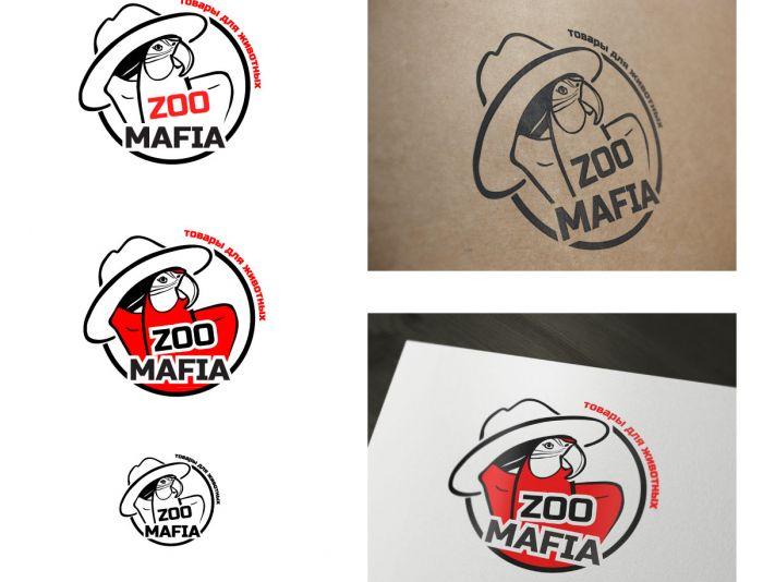 Логотип для интернет магазина зоотоваров - дизайнер Delilah