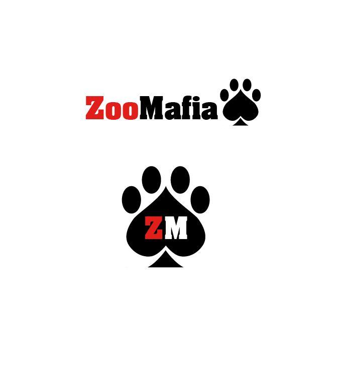 Логотип для интернет магазина зоотоваров - дизайнер Kot_Vasilisa
