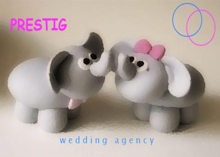 Логотип для свадебного агентства Prestige - дизайнер TATAKVIN2556