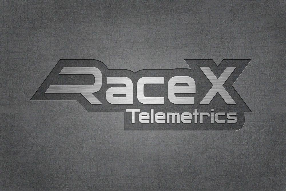 Логотип RaceX Telemetrics  - дизайнер FONBRAND