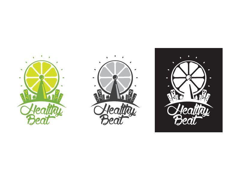 Healthy Bit или Healthy Beet - дизайнер boozee