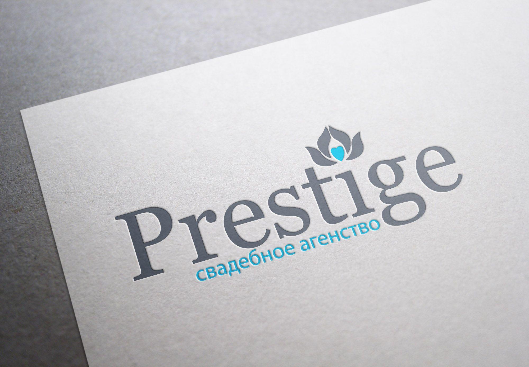 Логотип для свадебного агентства Prestige - дизайнер nastasidiz