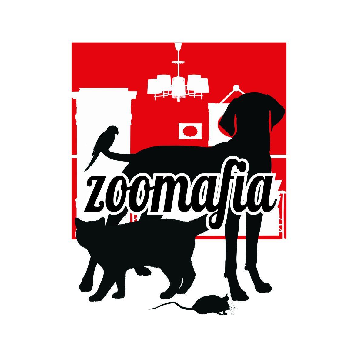 Логотип для интернет магазина зоотоваров - дизайнер flaffi555
