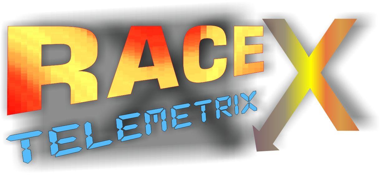 Логотип RaceX Telemetrics  - дизайнер Vfrfrey