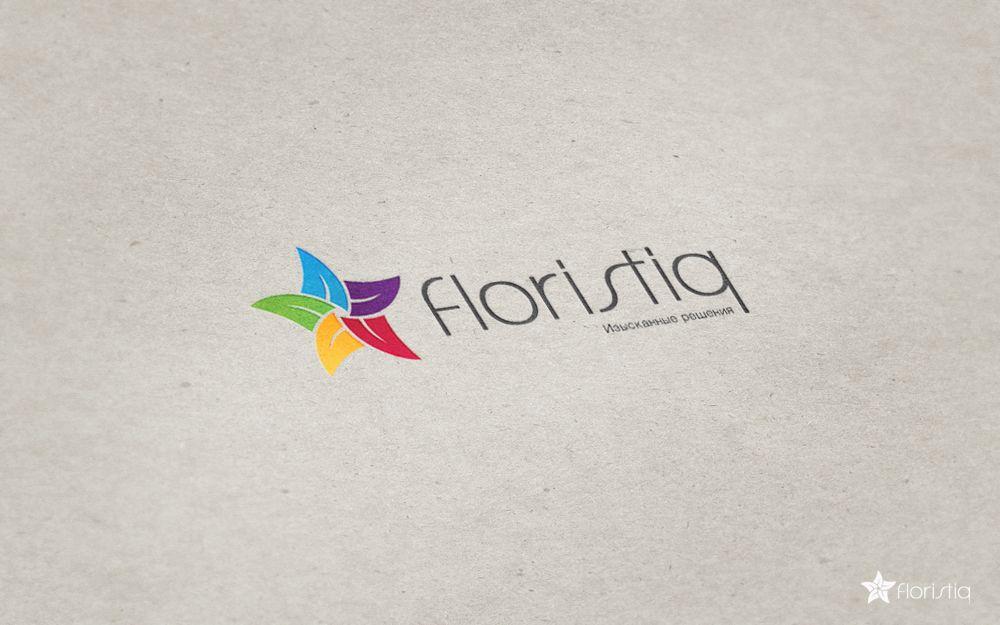 Логотип и фирм. стиль цветочного салона - дизайнер Kagamin