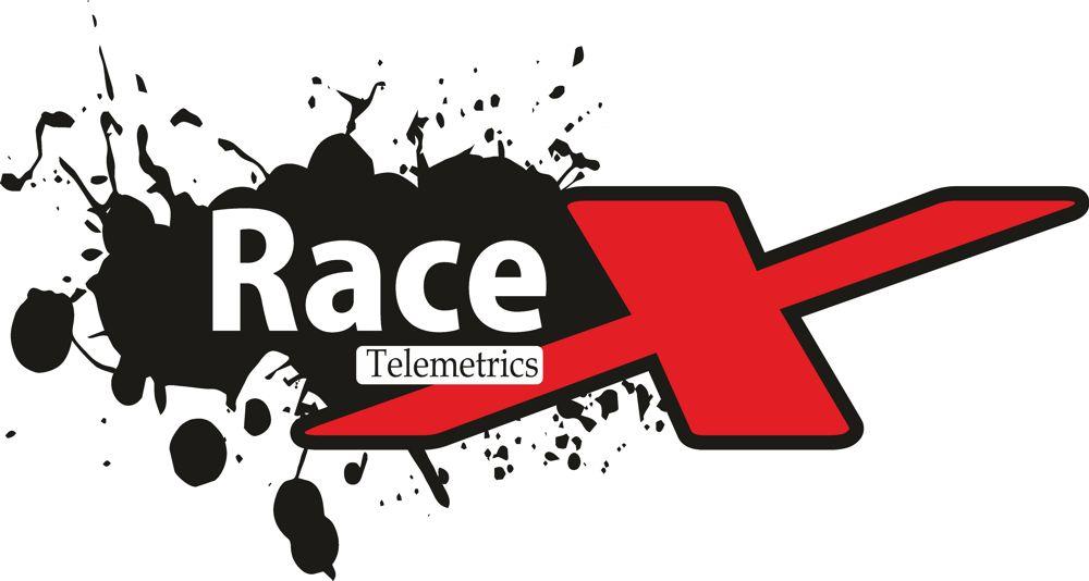 Логотип RaceX Telemetrics  - дизайнер KOHTPAKT