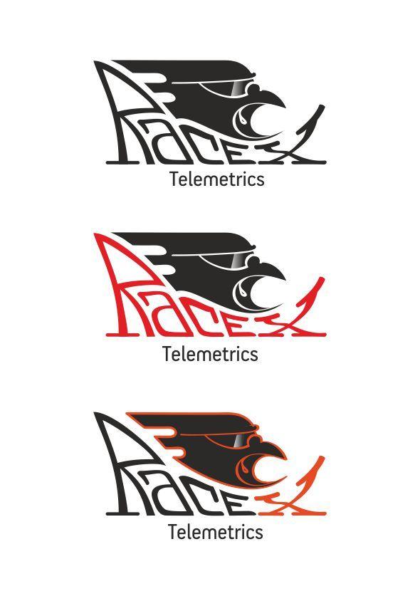 Логотип RaceX Telemetrics  - дизайнер chudovica