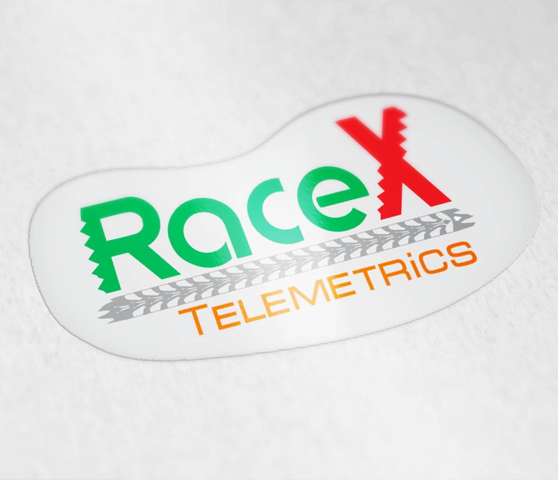 Логотип RaceX Telemetrics  - дизайнер baltomal