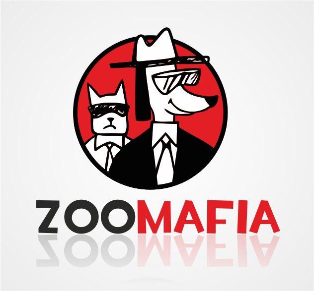 Логотип для интернет магазина зоотоваров - дизайнер Bakaga