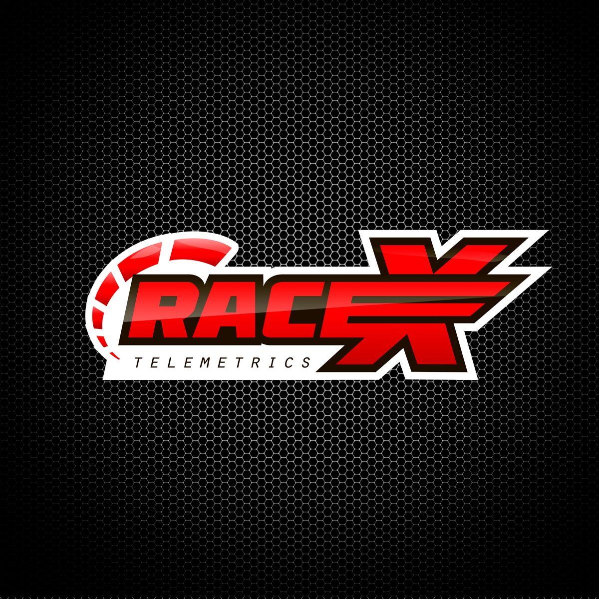 Логотип RaceX Telemetrics  - дизайнер Enrik