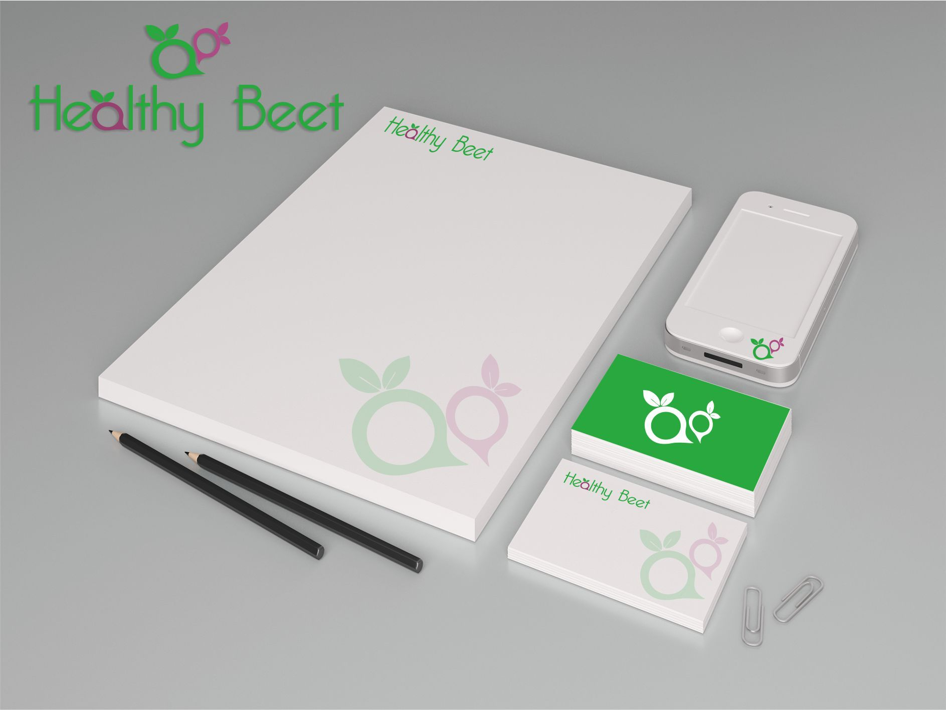 Healthy Bit или Healthy Beet - дизайнер dbyjuhfl
