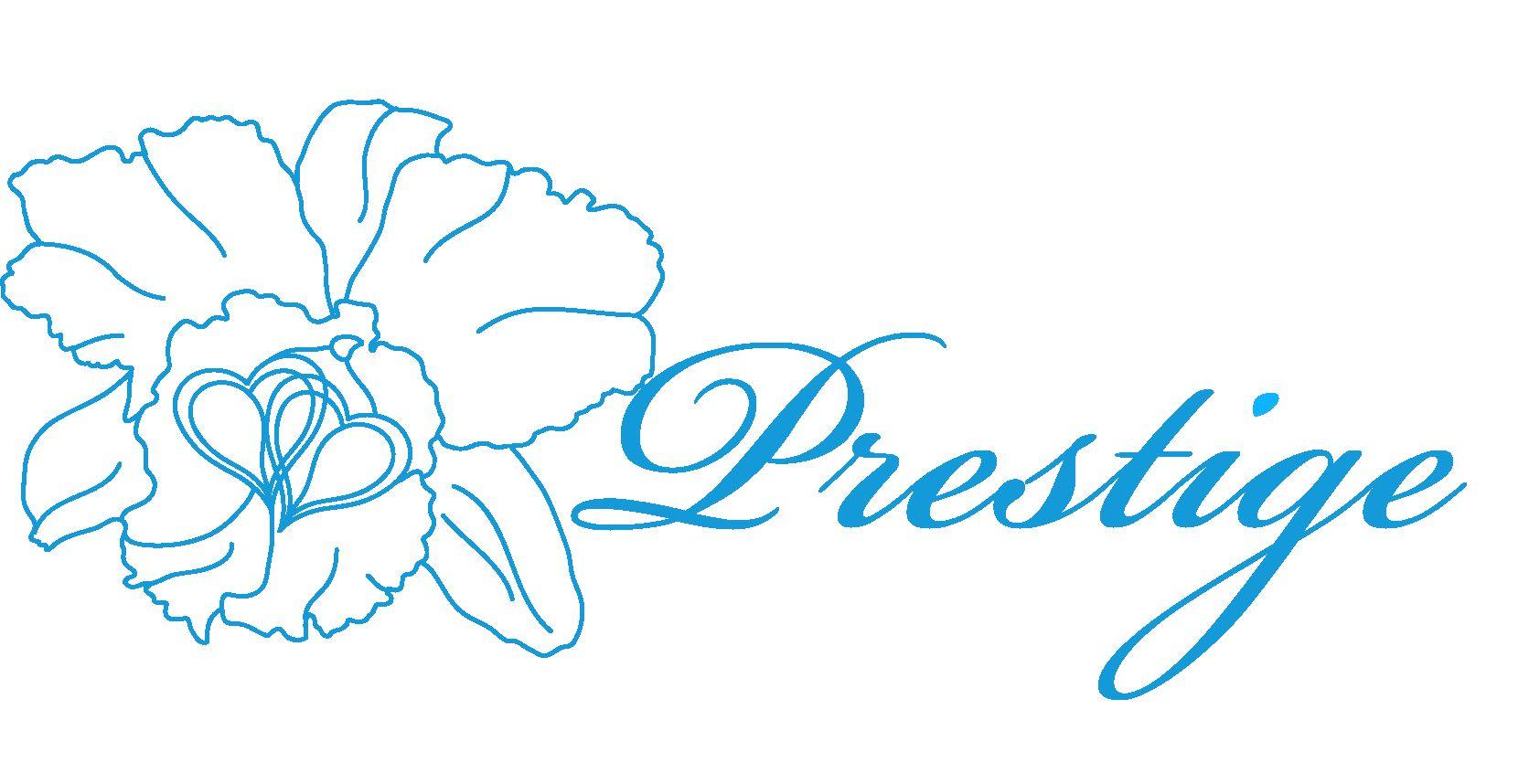 Логотип для свадебного агентства Prestige - дизайнер DarkAngelofSad
