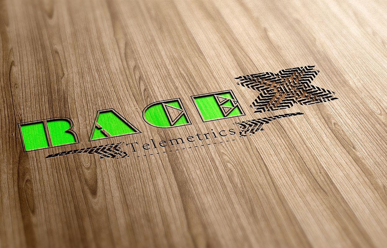 Логотип RaceX Telemetrics  - дизайнер Kombatan
